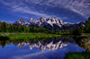 Grand Teton reflection (tuhindas1989) Tags: landscape nature mountain beautiful grandteton grandtetonmountain grandtetonnp grandtetonnationalpark wyoming travel travelphotography