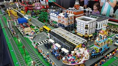 Central Coast Brickfest 2018 (KPowers67) Tags: rainbow bricks lego user group central coast nsw brickfest australia fan event