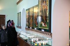 24. Освящение икон и выставка в музее 08.04.2018 г