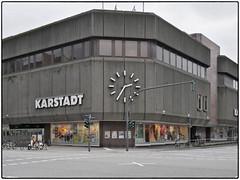 Hamburg-Beton • Karstadt Eimsbüttel (/RealityScanner/) Tags: hamburg germany deutschland eimsbüttel strase street strasenfotografie streetphotography stadtcity urban documentation architecture buildings concrete historic reality outdoor karstadt