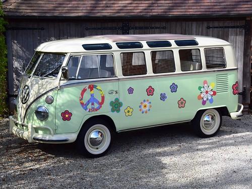 Volkswagen T1 Microbus 23-windows (1965)