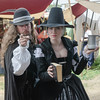 """Repent Ye Sneaky Soul Stealer"" (Kevin MG) Tags: renaissancefaire renaissance renfaire faire woman man puritan serious religious strict repent irwindale daytime outdoors costume"