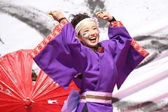 YOSAKOI (Teruhide Tomori) Tags: 京都さくらよさこい 京都 日本 ダンス 衣装 踊り kyoto japan dance festival event performance japon yosakoi costume 祭 イベント portrait