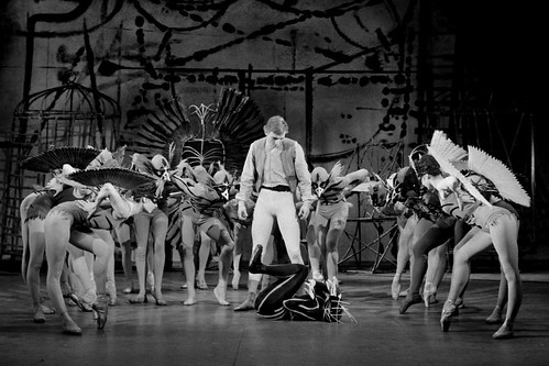 Watch: <em>Kenneth MacMillan: Steps Back in Time</em> from the Barbican