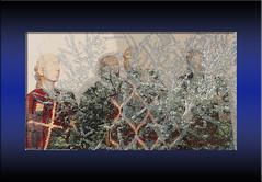 Ancestros (seguicollar) Tags: imagencreativa photomanipulación art arte artecreativo artedigital virginiaseguí indios ancestros ponchos geométricos árbol textura cabezas faces caras rostros cultura amerindios defensa invisibles pervivencia tribu indigenista defensaculturas minoríasétnicas