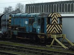 BR 08536 @ Derby RTC (Sim0nTrains Photos) Tags: midlandmainline mml themidlandmainline derbyrtc class08 diesellocomotive dieselshunter gronk britishrail 08536 britishrailclass08