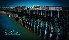 Folly Beach Pier (4 Pete Seek) Tags: follybeachsc southcarolina beach scbeach pier follybeachpier fishingpier fishing