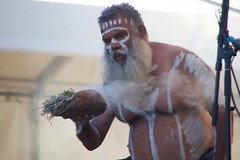 WOMADelaide 2018, Welcome to Country Ceremony (IAGD+P) Tags: womad womadelaide adelaide botanic music concert worldmusic botanicgarden festival