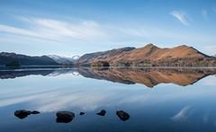 Reflection at Friars Crag, Derwent Water (Sarah Howard Photography) Tags: derwentwater cumbria lakedistrict reflection water lake
