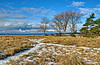 Landschaftsfoto (garzer06) Tags: wolken deutschland landschaftsbild wasser ostsee blau grün mecklenburgvorpommern greifswalderbodden naturphoto landschaftsfoto naturphotography insel rügen landscapephotography inselrügen naturfoto naturfotografie landschaftsfotografie