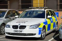 CN10 ENF (S11 AUN) Tags: south wales police swp heddludecymru bmw 530d estate touring anpr traffic car rpu roads policing unit 999 emergency vehicle cn10enf