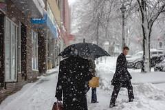 Snow into Spring - 6 (hunterjwilson) Tags: photography photographer streetphotography cityscape citystreet canada canonphotography canonphotos architecture saintjohn newbrunswick create explore 50mm