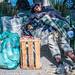 2018 - Mexico City - Roma Norte - Homeless