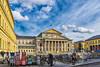 Bayerisches Nationaltheater in München (Janos Kertesz) Tags: maxjosephplatz theater bayerischesnationaltheater münchen munich bayern bavaria europe architecture building old city travel ancient town tourism landmark palace