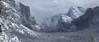 Soft Yosemite (Chief Bwana) Tags: ca california yosemite yosemitenationalpark nationalparks tunnelview elcapitan halfdome yosemitevalley snow winter fog threebrothers panorama psa104 chiefbwana 500views