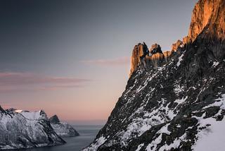Peaks of Senja