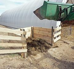 Compost bin (baalands) Tags: farm compost bin animal mortality dead