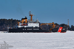 United States Coast Guard | Alder | WLB-216 (Winglet Photography) Tags: uscg unitedstatescoastguard cutter alder wlb216 icebreaker usa superior wisconsin superiorbay lakesuperior winter cold ice icy wingletphotography georgewidener stockphoto earth canon 7d georgerwidener ship boat