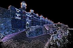 India - Madhya Pradesh - Gwalior Fort - Man Singh Palace - 16dd (asienman) Tags: india madhyapradesh gwaliorfort mansinghpalace asienmanphotography asienmanphotoart