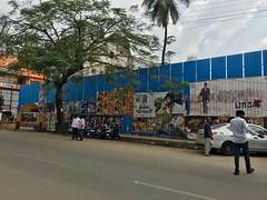 "Kapali Theatre(跡地)[2018] (gang_m) Tags: ""100 days love"" 映画ロケ地 filminglocation 映画館 cinema theatre インド india india2018 bangalore bengaluru バンガロール ベンガルール"