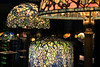 Tiffany Glass collection (Canadian Pacific) Tags: usa us unitedstates america american newyork city manhattan upperwestside museum historical society 170 centralparkwest tiffany glass lamp lampshade collection dregonneustadt vibrant colorful colourful 2018aimg7407 stained louis comfort