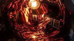Magma (albi_tai) Tags: astratto rosso luce riflesso reflex red light antwerpen anversa albitai d750 nikon nikond750