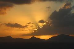 Morning & Sunrise on the Celebrity Equinox at Basseterre, St. Kitts - February 21, 2018