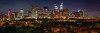 Earth Hour 2018 - Edmonton (WherezJeff) Tags: 20102019 2018 edmonton cityscape pano d850 earthhour alberta canada night skyline spring skyscrapers environment energy socialissues light