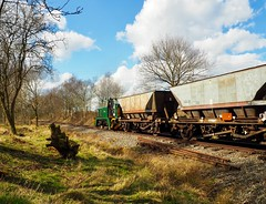 Industrial Shunter Event (rebeccadelaney45) Tags: chasewater industrial diesel shunter england
