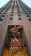 At the moment, I hope it prevails sooner rather than later.... (conaero) Tags: rockefellercenter nyc manhattan ny midtown wisdom knowledge artdeco skyscraper buildings