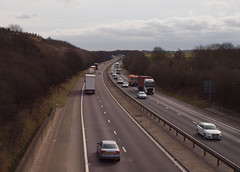 2018_03_0420 (petermit2) Tags: pickburn brodsworth a1 a1m motorway brodsworthcommunitywoodlands doncaster southyorkshire yorkshire