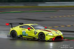 2018 Aston Martin V8 Vantage GTE (belgian.motorsport) Tags: spa francorchamps test testing testday 2018 fia wec aston martin v8 vantage gte prodrive amr
