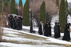 08. Похороны схимон. Любови в Богородичном