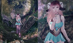 ◖Into the Woods◗ (. [ t a p i o k a ] .) Tags: alchemy maitreya catwa secondlife second life fawn fantasy prtty {s0ng}