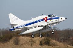 A-4_N432FS (faxstefa) Tags: a4 skyhawk bae systems wittmund a2a military aviation aircraft