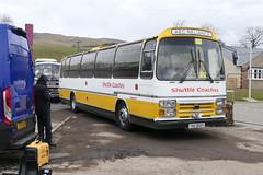 TKC833T-01 (Ian R. Simpson) Tags: 875yya dch859t hff234 tkc833t aec reliance plaxton supreme shuttlebuses cartledge ogdens coach