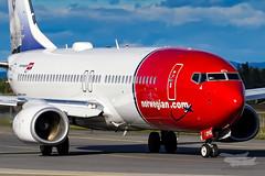 LN-DYG DY B738 01R ENGM-5799 (A u s s i e P o m m) Tags: boeing b738 oslo oslolufthavngardermoen norwegian dy norway