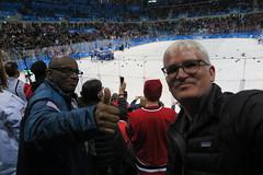IMG_1270 (Mud Boy) Tags: southkorea korea republicofkorea officiallyknownasthexxiiiolympicwintergameskorean제23회동계올림픽 olympics olympicgames pyeongchang2018 winter winterolympicstripwithjoyce the2018winterolympics xxiiiolympicwintergames wasaninternationalwintermultisporteventheldbetween9and25february2018inpyeongchangcounty womensicehockeyfinalusawingoldaftershootoutovercanada kwandonghockeycentre clay clayhensley clayturnerhensley hodakotb alroker