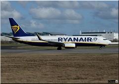 Boeing 737-8AS, Ryanair, EI-DYO (OlivierBo35) Tags: nantes nte spotting boeing b737 ryanair