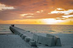 White Sand Beach - Anna Maria Island (Cracked_Lens) Tags: sunset sun floridasunset beach floridabeach island islandbeach nature naturallight gulfofmexico