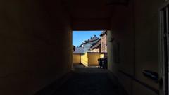 Durchblick (wernerfunk) Tags: hessen architektur durchgang passage eingang tor tür portal door