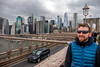 DSCF9259 (LEo Spizzirri) Tags: nyc bicycle bike brooklyn brooklynbridge buildings freedomtower manhattan newyork newyorkcity skyline
