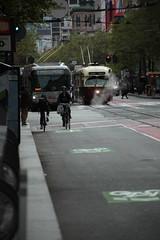 02Apr2018-SanFrancisco-IMG_3297 (aaron_anderer) Tags: dangerous bicycle bucycle bike electric bus train muni sanfrancisco urban downtown city california 2018