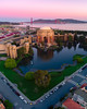 San Francisco (davidyuweb) Tags: san francisco palace fine arts goldengatebridge morning dawn colors luckysnapshot sfist