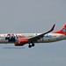 Corendon Dutch Airlines PH-CDF Boeing 737-804 Winglets cn/28227-452 Painted in
