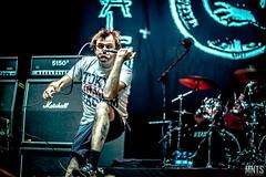 Napalm Death - live in Metalmania XXIV fot. Łukasz MNTS Miętka-6