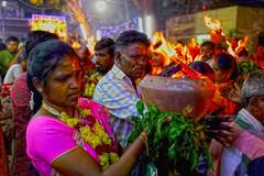 Street photography (Rajavelu1) Tags: mariammmanfestival culture tradition hindufestival colours streetphotography candidstreetphotography colourstreetphotography vividandstriking lowlightstreetphotography availablelight handheld nightstreetphotography artdigital thisphotorocks