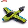 31074AIR10IG1B (KEEP_ON_BRICKING) Tags: lego creator set 31074 custom design air jet airplane alternate alternative build model lime green
