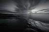 Silver Spring (Björn Knif) Tags: spring springtime sea coast suomi finland monochrome blackandwhite silverefex landscape seascape ostrobothnia
