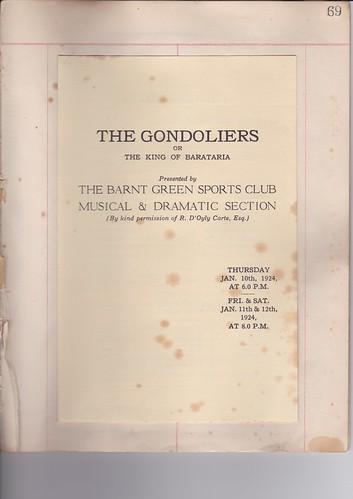 1924: Jan Programme 1